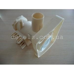 Корпус (фильтр) насоса для стиральной машины Zanussi, Electrolux (1320715640, 1320715269, 1320715616)