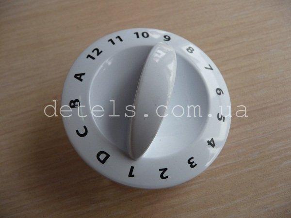 Ручка переключения программ таймера стиральной машины Ariston (C00267030)
