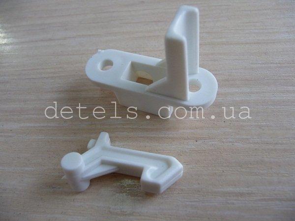 Крючок-защелка ручки люка стиральной машины Candy (92676280)