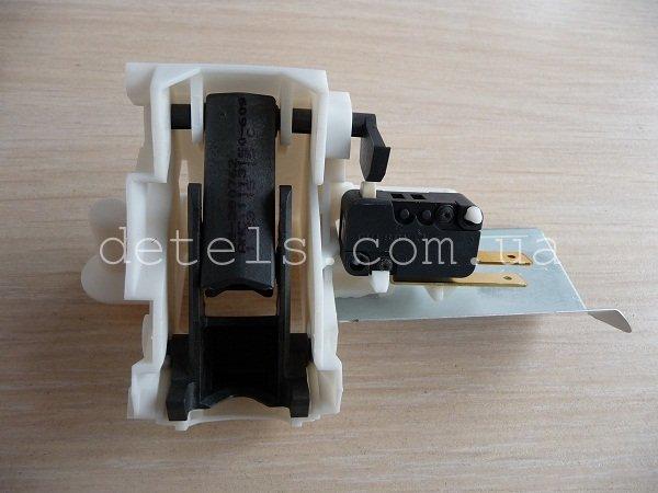 Замок люка (убл) для посудомоечной машины Zanussi, Electrolux (1526377161, 1113150609)