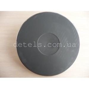 Конфорка (тэн) для электроплиты Indesit, Ariston и др 220 мм, 2000W (C00197004, 1322474002)