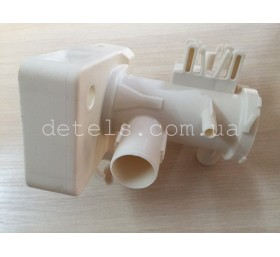 Корпус фильтра насоса стиральной машины Zanussi, Electrolux (1320715269, 1320715..
