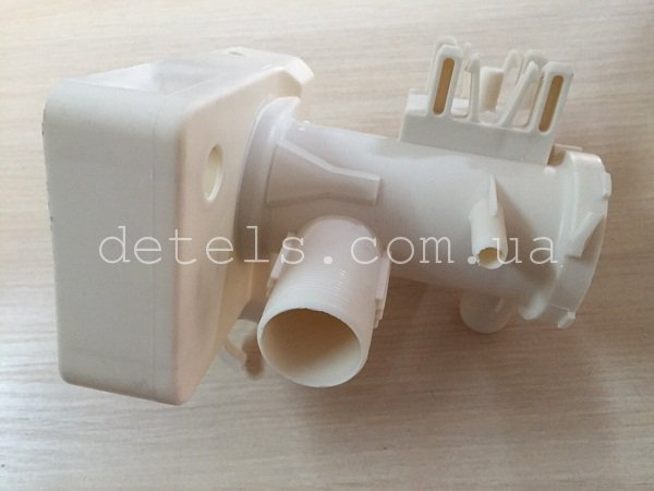 Корпус фильтра насоса стиральной машины Zanussi, Electrolux (1320715269, 1320715210, 13207102, 1320715244)