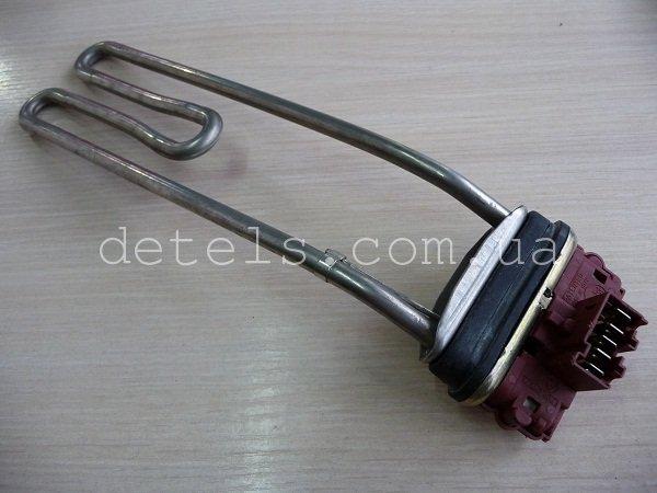 ТЭН для стиральной машины Zanussi, Electrolux (265 мм, 1950W)