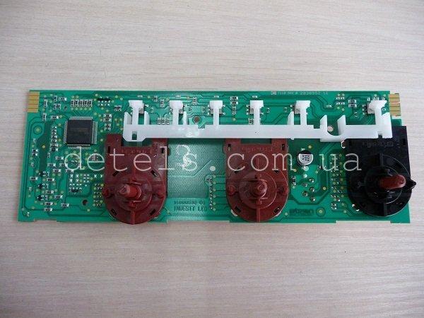 Модуль (плата) для стиральной машины Indesit, Ariston (C00111959, C00143332, 21009586900, 3041012600)