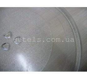 Тарелка для микроволновой печи 345 мм универсальная