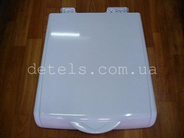 Крышка (дверка) для стиральной машины Indesit, Ariston верхняя (C00116873)