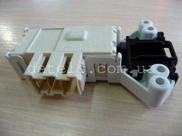 Замок люка (УБЛ) DA058 66480244 стиральной машины Hansa (8010469)