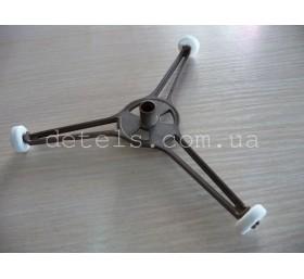 Крестовина-роллер для микроволновки с высокими колесами (Для LG и др)