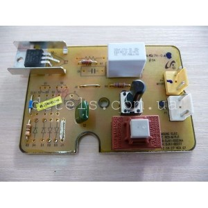 Плата (модуль) управления DJ41-00236A для пылесоса Samsung (DJ41-00237A)