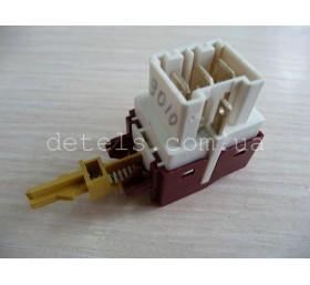 Сетевая кнопка 1249271006 стиральной машины Zanussi, Electrolux (1245404007)