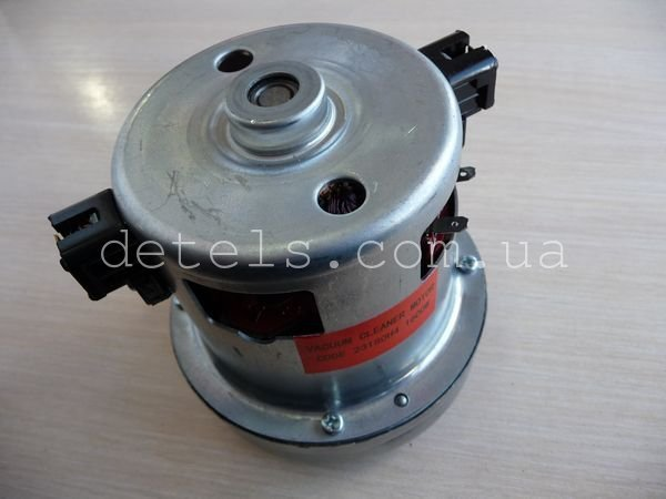 Двигатель (мотор) пылесоса Bosch, Rowenta 1600W (23180H4) h=116 mm, d=85/105 mm