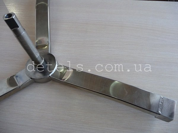 Крестовина барабана (бака) стиральной машины Indesit, Ariston C00113810