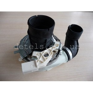 Тэн проточный 140002162018 посудомоечной машины Electrolux, Zanussi, AEG (4055373700)