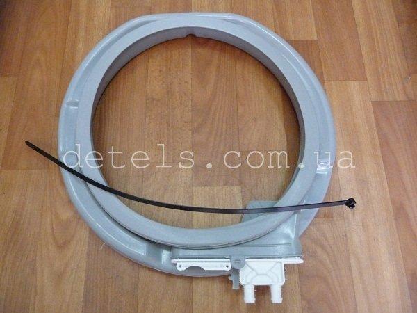 Манжета (резина) люка 144002499 стиральной машины Indesit SISL (C00255813)