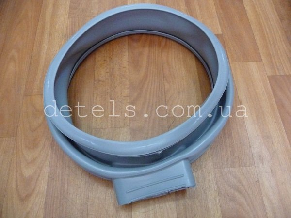 Манжета (резина) люка C00045394 стиральной машины Indesit, Ariston (C00032850)