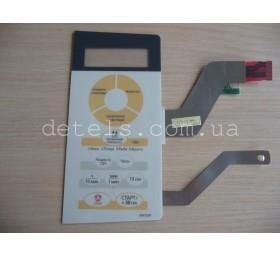 Сенсорная панель (клавиатура) Samsung MW73VR для микроволновой печи (DE34-00193G..