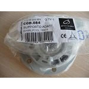 Блок подшипников (ступица, суппорт) для стиральной машины Whirlpool, Ignis (481231018578)