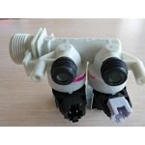 Клапан двойной для стиральной машины Indesit, Ariston под общий разъем (C00110333)