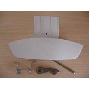 Ручка люка (дверки) стиральной машины Ariston, Indesit (C00116576, C00092158)