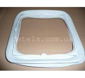 Манжета (резина) люка Whirlpool 481246668596 для стиральной машины (461973090011..