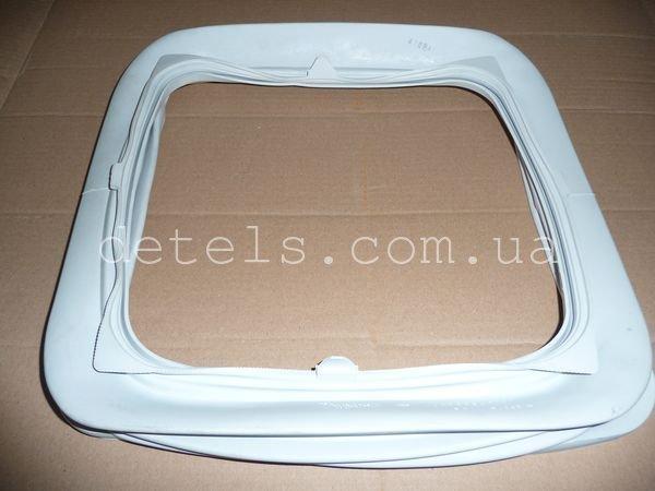 Манжета (резина) люка Whirlpool 481246668596 для стиральной машины (461973090011)