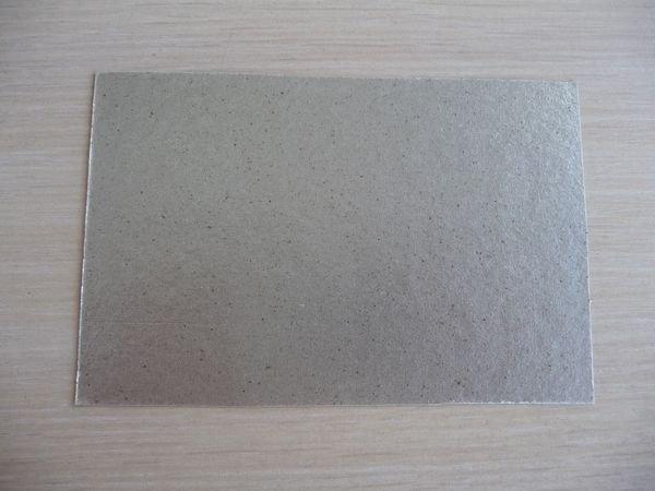 Слюда 125х100 мм для микроволновки