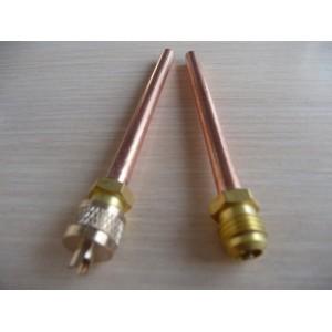 Клапан Шредера (заправочный клапан для холодильника)