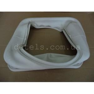 Манжета (резина) люка для стиральной машины Zanussi, Electrolux (8996040072016, 6040072016)