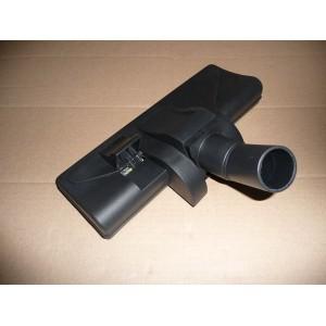 Щетка для пылесоса универсальная O 32, O 35 мм с закрытыми колесами (не боится ударов)