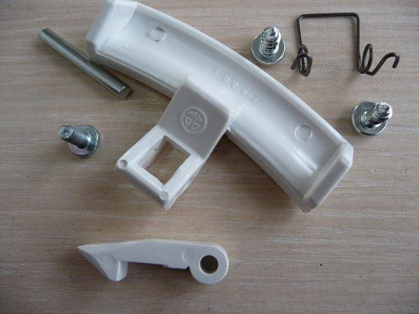 Ручка для стиральной машины Candy, Zerowatt (90458506)