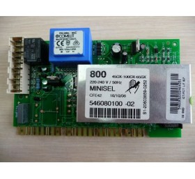 Модуль (плата) для стиральной машины Ardo (546080100)