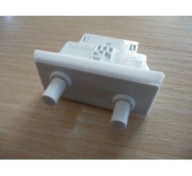 Выключатель подсветки для холодильника Samsung двухкнопочный (DA34-00006C)