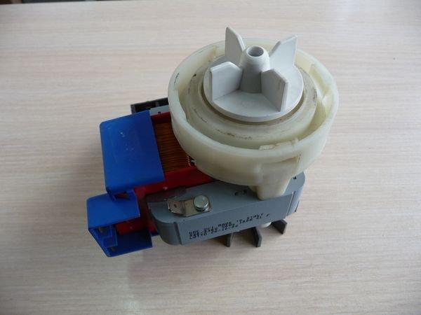 Сливной насос (помпа) для стиральной машины Zanussi, REX (50245215004, 50098386001)