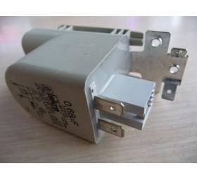 Фильтр помехоподавляющий (радиофильтр) 0,68 mF для стиральной машины Zanussi, Ha..