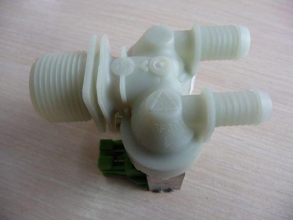 Клапан заливной для стиральной машины Zanussi, Electrolux (3792260808, 124947110)