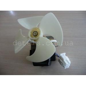 Двигатель (вентилятор) обдува для холодильника Indesit, Ariston, Stinol (C00851159, C00283664)