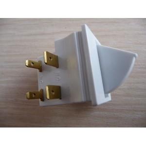 Кнопка для холодильника BEKO, Zanussi, Electrolux (DR-104) 4 контакта