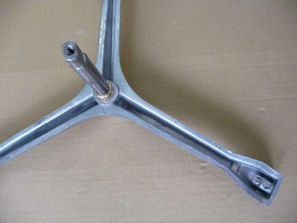 Крестовина барабана для стиральной машины Zanussi, Electrolux (1240257004)