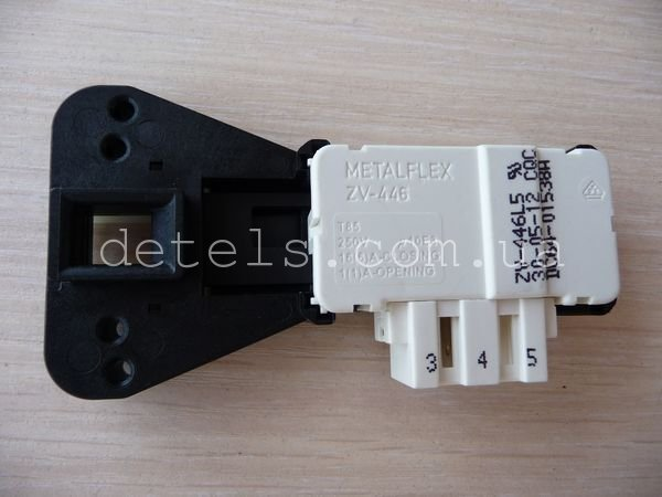 Замок люка (убл) Samsung zv-446L5 DC64-01538A для стиральной машины