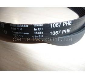 Ремень для стиральной машины 1067h7