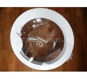 Люк в сборе для стиральной машины Indesit, Ariston (C00272454, 272454)