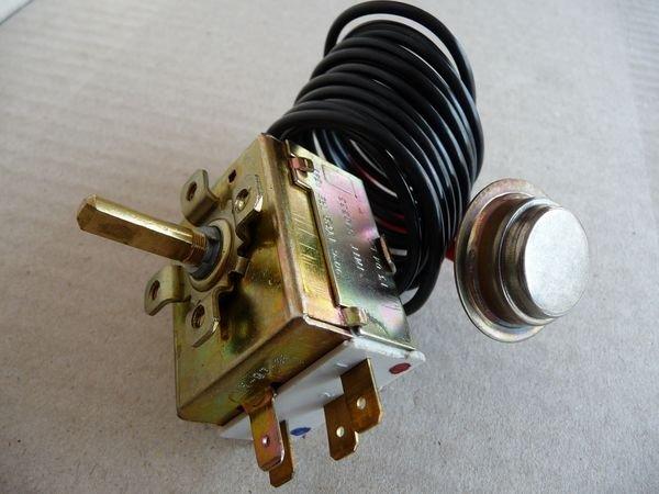 Терморегулятор TR2 для стиральной машины Indesit, Ariston (C00033058, 033058, INIT 540333)