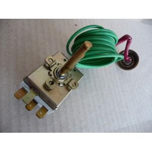 Терморегулятор TR2 с длинным валом 40 мм для стиральной машины Indesit, Ariston (C00038574, 038574)