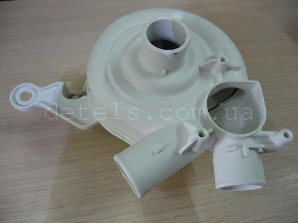 Улитка (корпус) насоса для посудомоечной машины Indesit, Ariston (07003486, 088889, C00088889, C00076138)