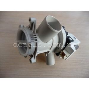 Сливной насос (помпа) в сборе Beko 2880401800 для стиральной машины
