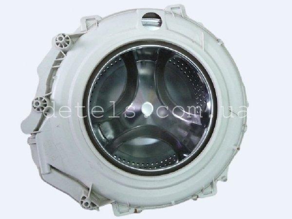 Бак в сборе с барабаном Indesit Ariston C00118020 для стиральной машины