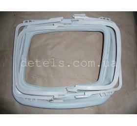 Манжета люка (резина бака) для стиральной машины Zanussi, Electrolux, AEG (40713..