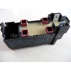 Блок розжига (генератор искры) MIFLEX для плиты на 4 свечи универсальный (W10R-4A)