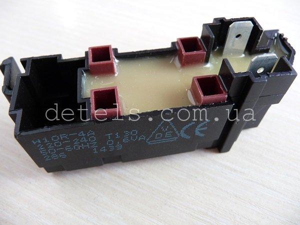 Блок розжига (поджига) Miflex W10R-4A для газовой плиты Hansa, Ardo, Amica (8049296, 1012996)